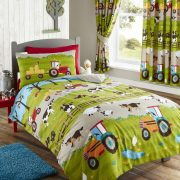 Farmyard Duvet Cover Set - Children's Bed Linen