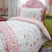 Magical Unicorns Duvet Cover Set