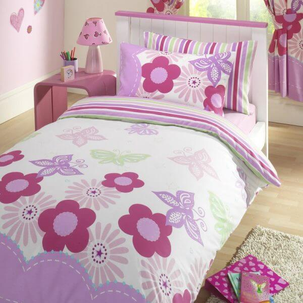 Sunny Days Duvet Cover Set - Quality Childrens Bed Linen