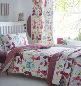 Wildwood Single Duvet Cover And Pillowcase Set