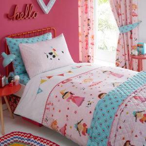 Dressing Up Bedlinen Set for Kids