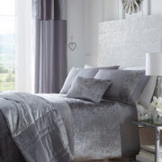 Dove Grey Colour Boulevard Design - Kids Luxury Bedding