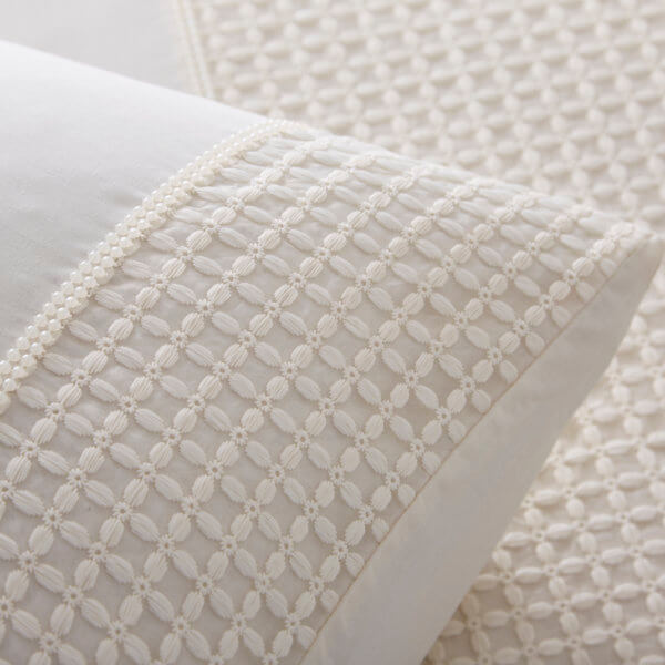Neve Design Cream Colour Luxury Bedding