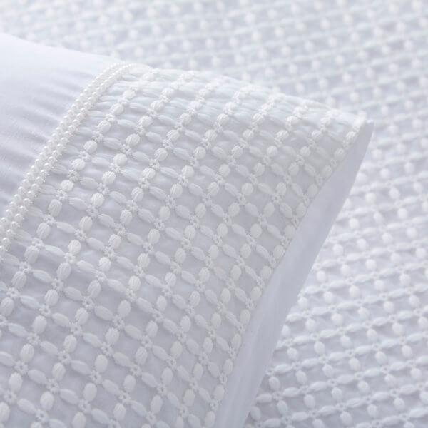 Neve Design White Colour Luxury Bedding