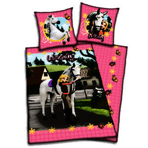 Wendy & Horse Duvet Cover Set