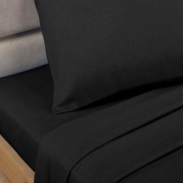 plain dye black