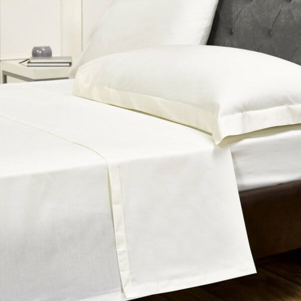 Egyption-Flat-Bed-Sheets-Cream