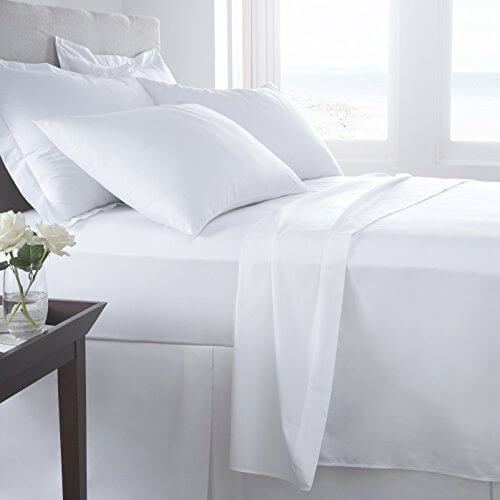 Egyption-Flat-Bed-Sheets-White