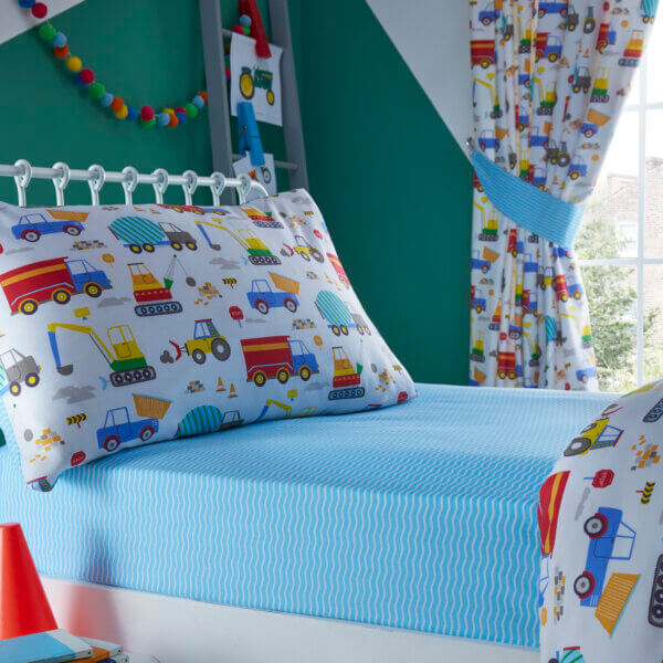 BRIGHTS TRUCK FITTED SHEET